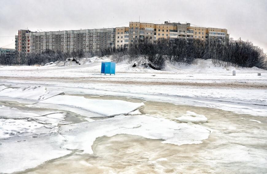 Белое море, остров Ягры, Северодвинск