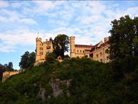 Хоэншвангау - замок и деревня