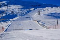 В Грузии восстановили историческую горнолыжную трассу