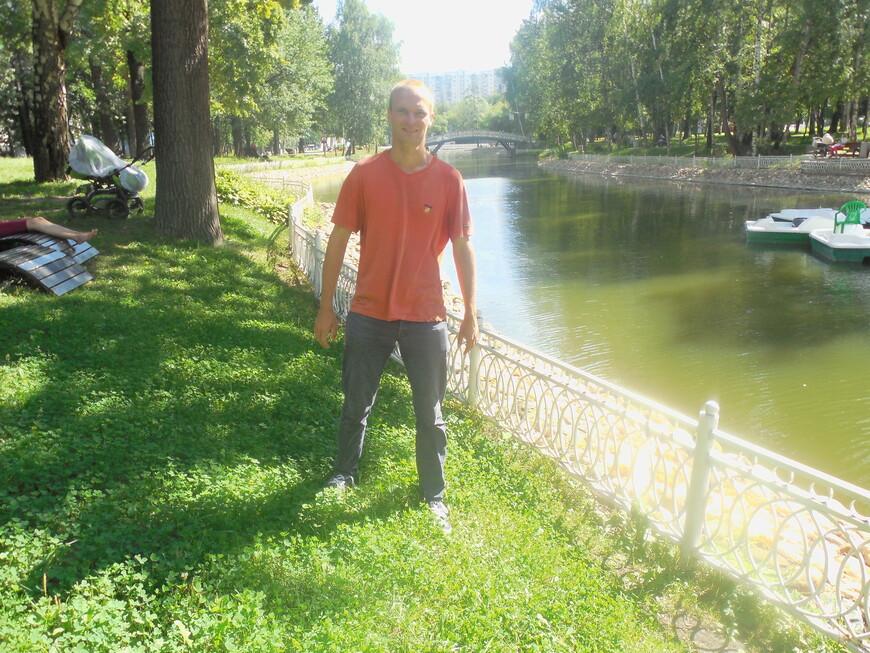 Лианозовский парк: Лианозовские пруды