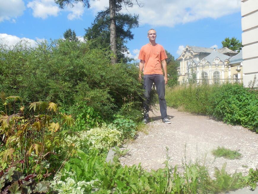 Парк «Алтуфьево»: усадебно-парковый комплекс «Алтуфьево» - усадьба «Алтуфьево»