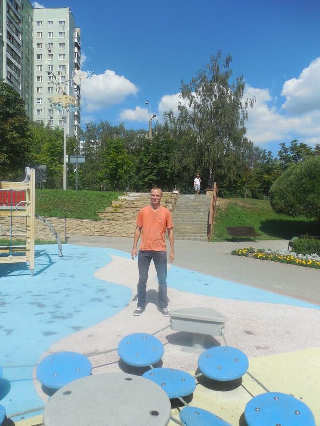 Этнографический комплекс «Бибирево» (Этнографическая деревня) - детская площадка
