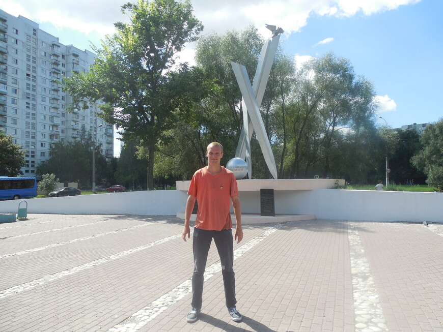 Памятник «Солдатам Отечества 20-го столетия»
