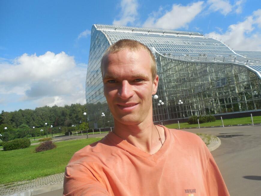 Главный ботанический сад имени Н.В. Цицина РАН: большая оранжерея