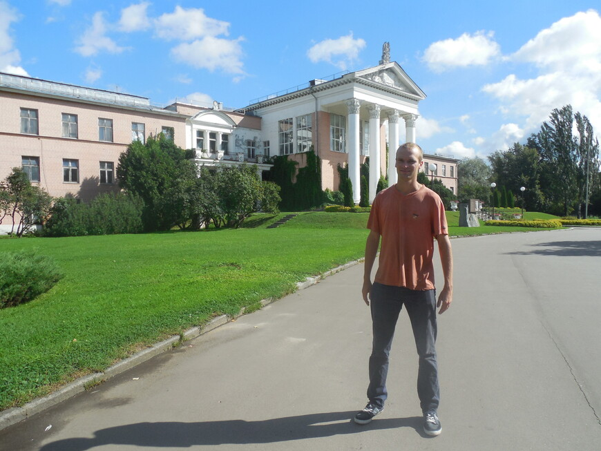 Главный ботанический сад имени Н.В. Цицина РАН: лабораторный корпус