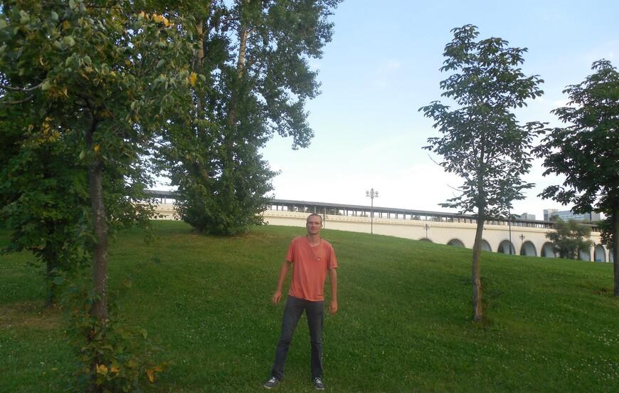 Парк «Акведук» и Ростокинский акведук (Миллионный мост)