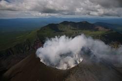 Извержения вулканов на Алеутах и Курилах угрожают авиации