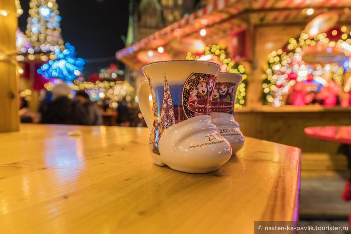 Рождественские сказки старушки Европы