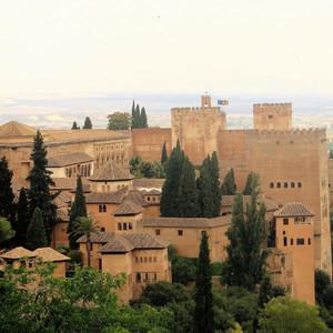 Великолепная Альгамра