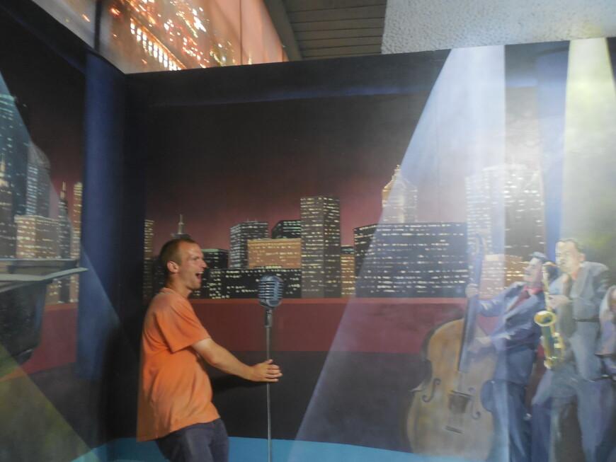 Музей иллюзий на ВВЦ (ВДНХ)