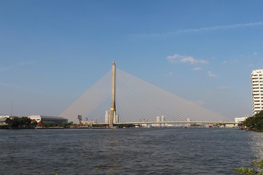 Мост Рамы-8.