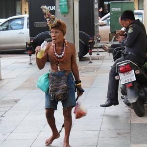 Бангкок-город контрастов(часть2).