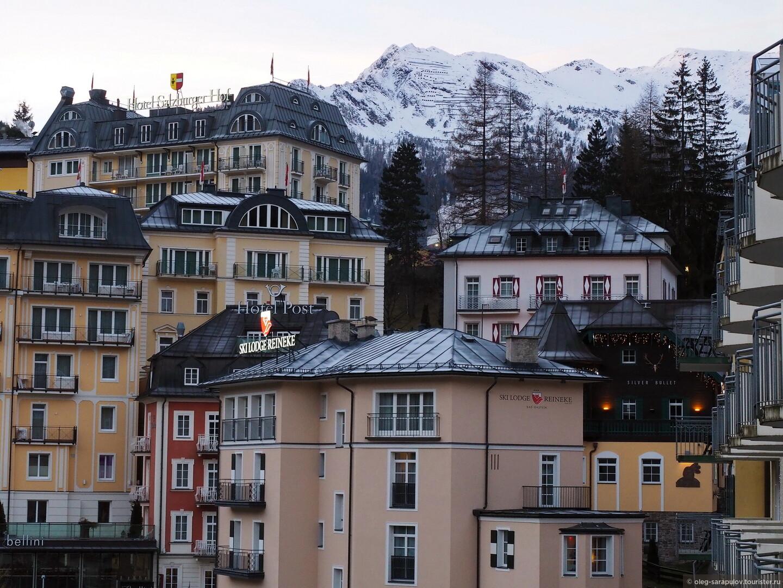 Достойное окружение, Австрийский Бад-Гаштайн, открытие сезона