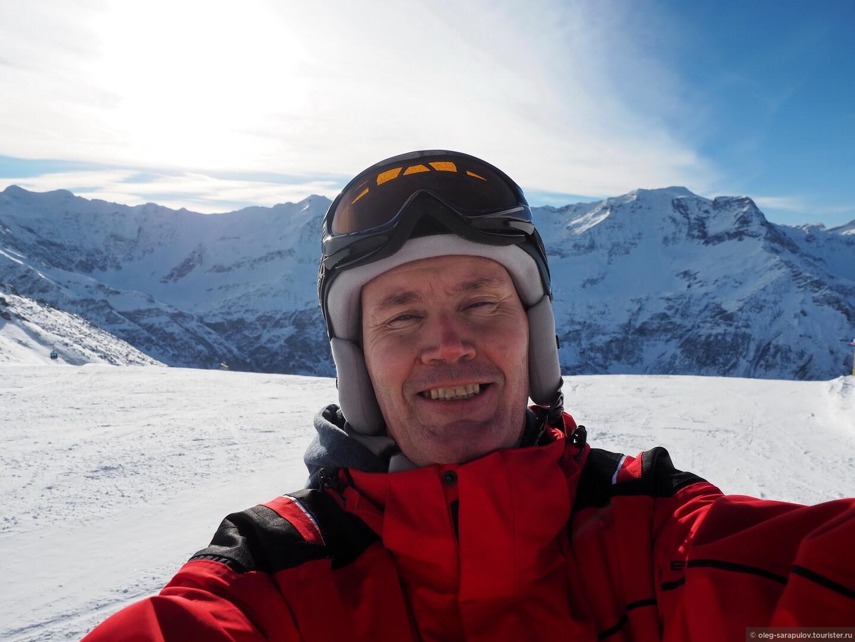 Мороз, солнце, здоровье, Австрийский Бад-Гаштайн, открытие сезона