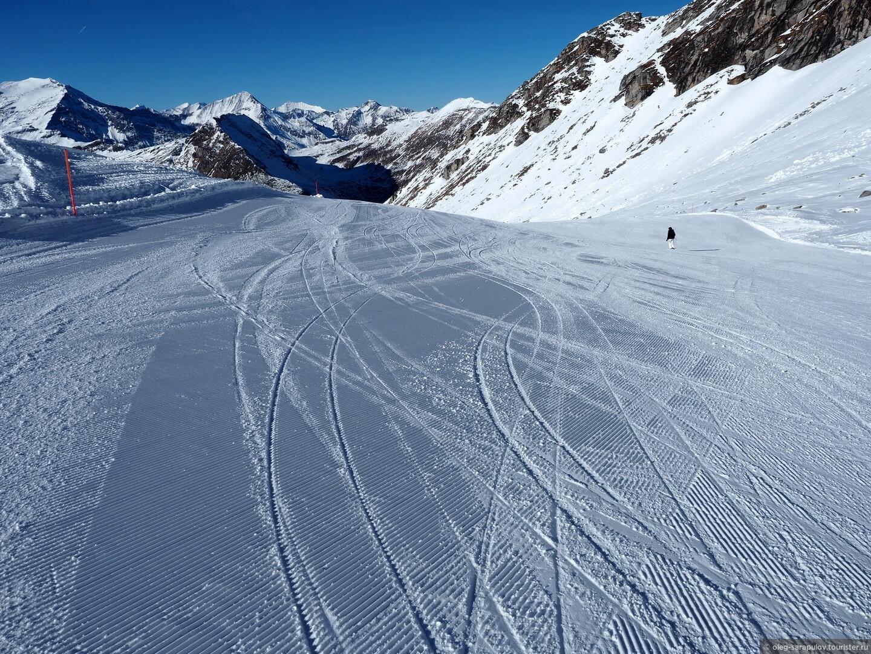 снежный вельвет, Австрийский Бад-Гаштайн, открытие сезона