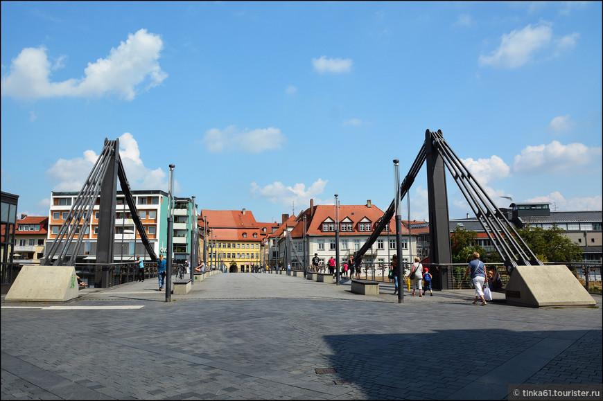 Кеттенбрюкке, Бамберг.