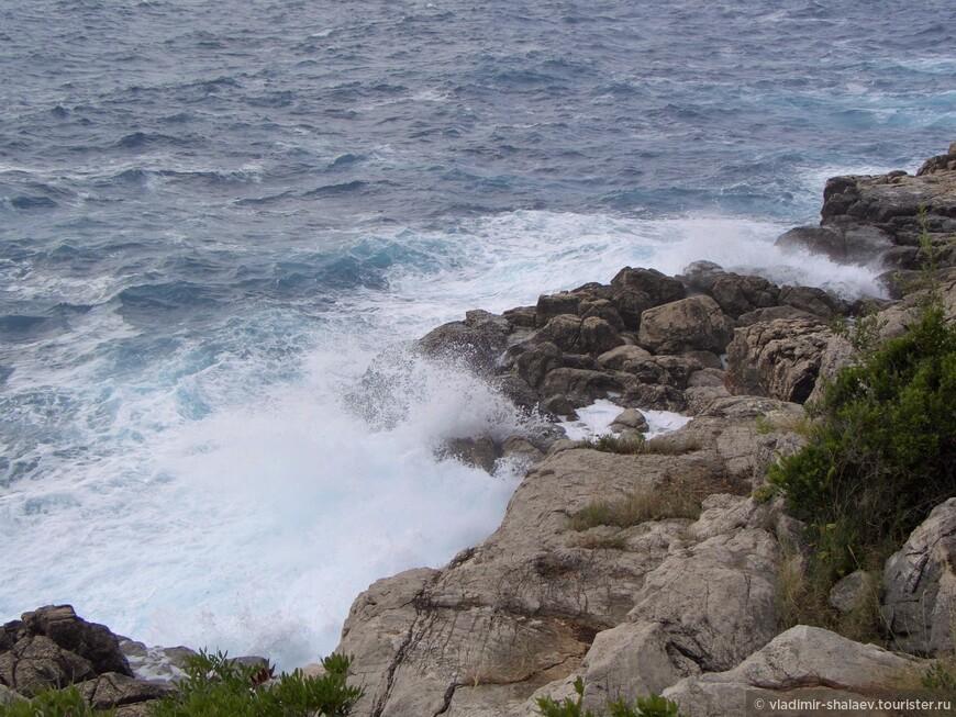 Море волнуется - два.