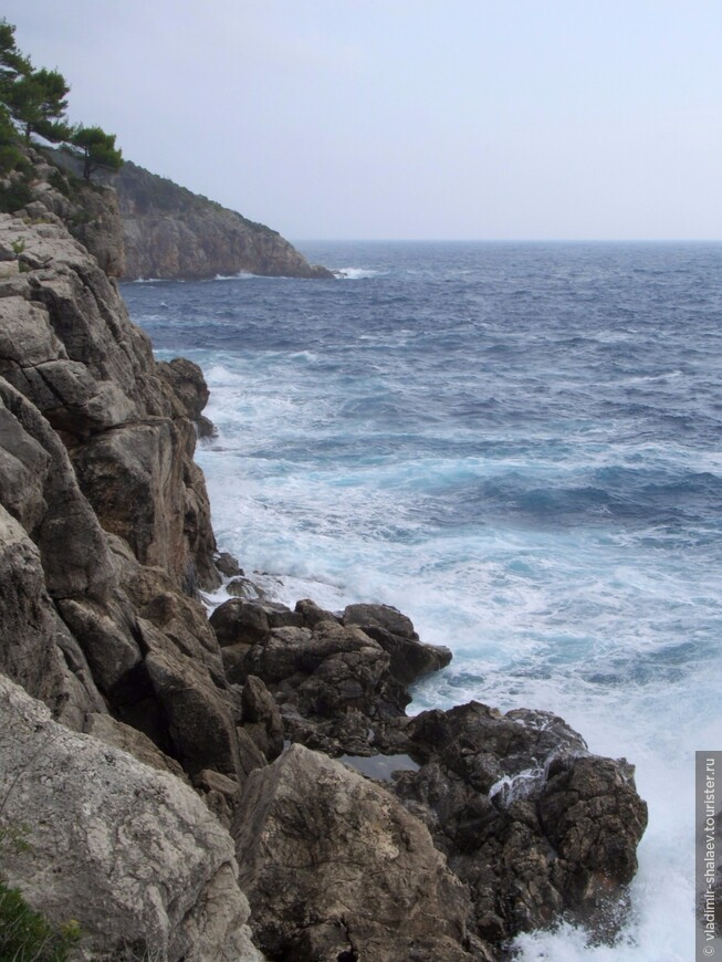 Море волнуется - три.