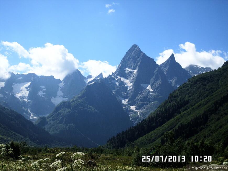 теберда горы фото
