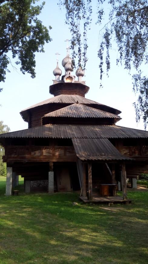 Самая старая церковь Костромы - церковь Собора Пресвятой Богородицы