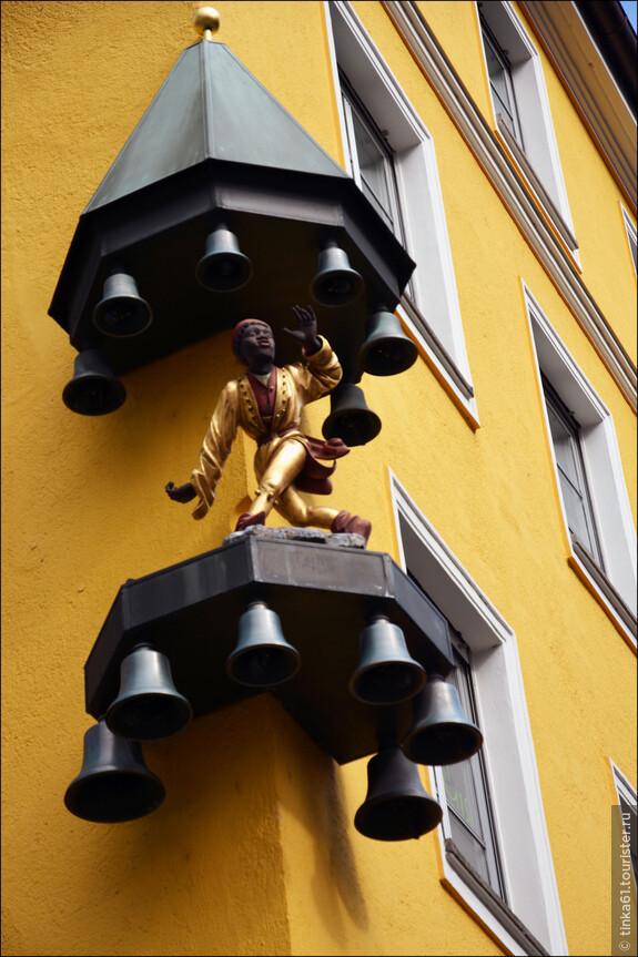 Детали  Мюнхена. Их там в избытке.