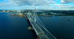 На скоростной трассе в Петербурге разрешат делать селфи раз в году