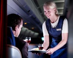 В самолетах могут запретить алкоголь
