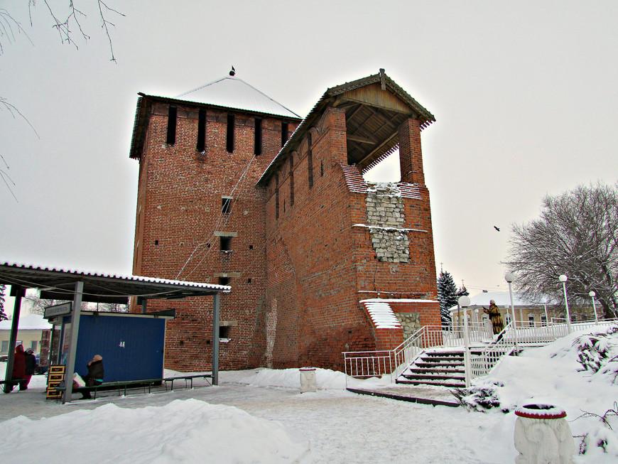 Коломенский кремль. Ямская башня.