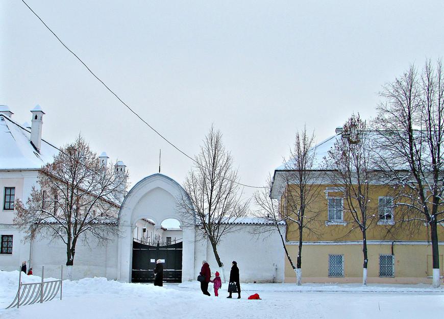 Кремлевская улица.
