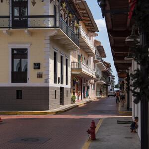 Панама-сити за один день