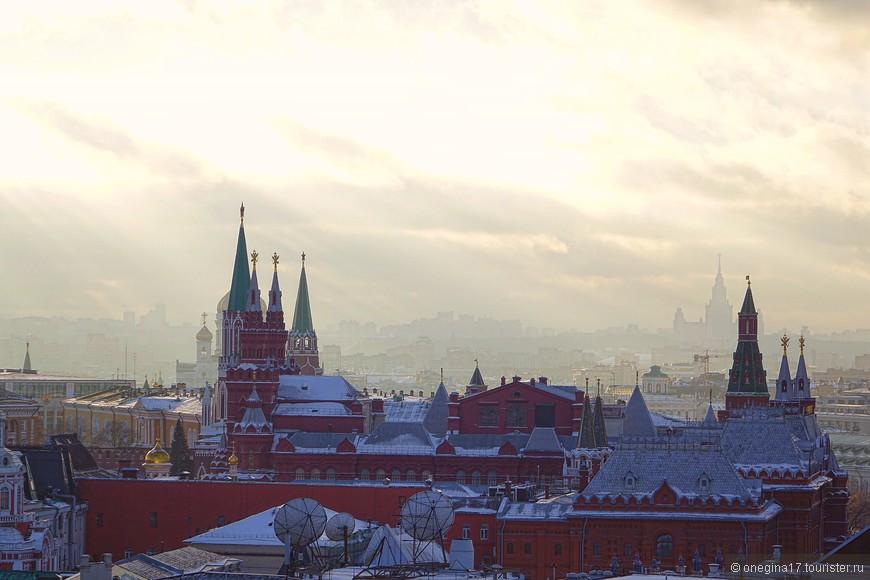 Преобразилось все в один миг! И хмурый город заиграл такими красками, которые я и не мечтала увидеть.