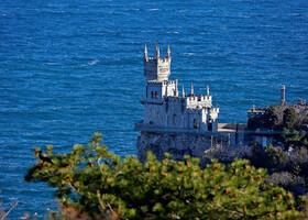 Зимний Крым: от Ливадии до Ласточкина гнезда