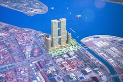 В Камбодже построят самые высокие в ЮВА башни-близнецы
