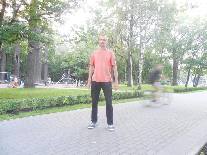 Парк «Останкино» - детская площадка