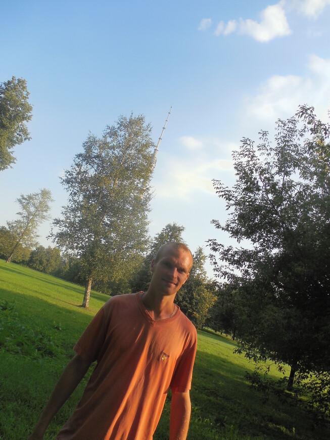 Парк «Останкино» и Останкинская телебашня
