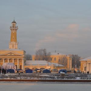 Рождество в Костроме