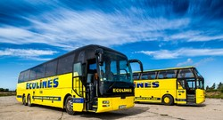 Автобусный оператор создал маршрут из Минска в аэропорты Литвы