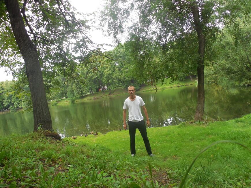Лефортовский парк: Головинский пруд