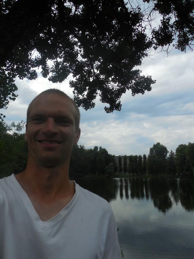 Лефортовский парк: Банный пруд (Анненгофский пруд)