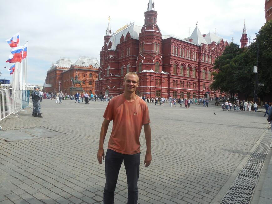 Исторический музей и памятник Маршалу Жукову
