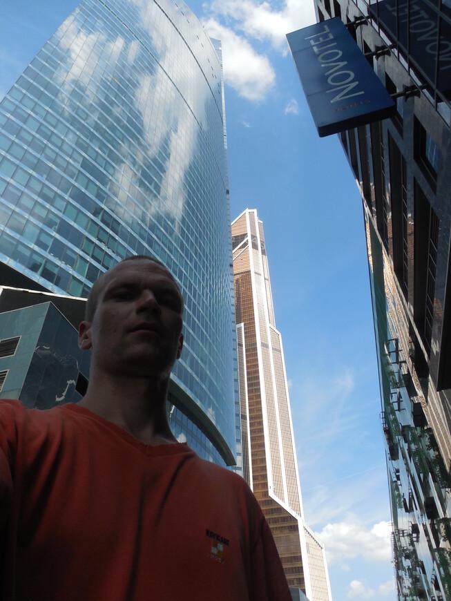 Международный московский деловой центр (ММДЦ) «Москва-Сити»: башня «Федерация» (башня «Запад» и башня «Восток») и башня «Меркурий Сити»