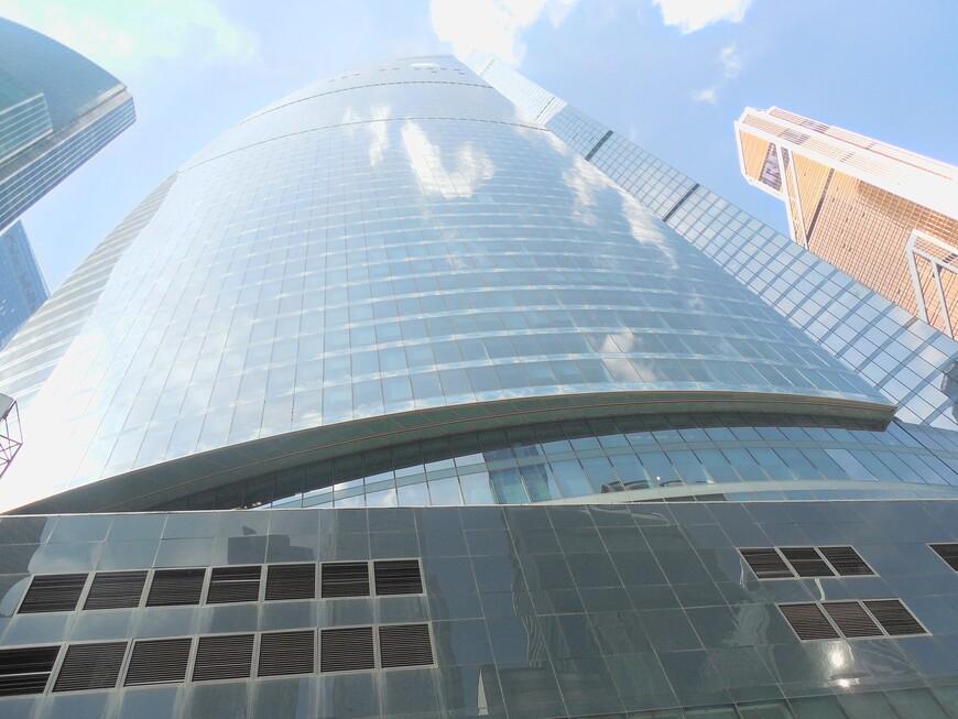 Международный московский деловой центр (ММДЦ) «Москва-Сити»: башня «Евразия», башня «Федерация» (башня «Запад» и башня «Восток») и башня «Меркурий Сити»