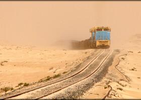 Железнодорожная достопримечательность Африки