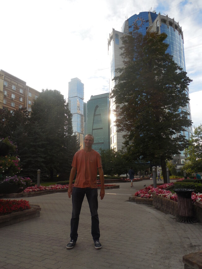 Башня «2000» и международный московский деловой центр (ММДЦ) «Москва-Сити»