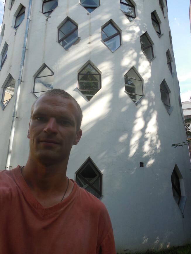 Одноквартирный дом Мельникова