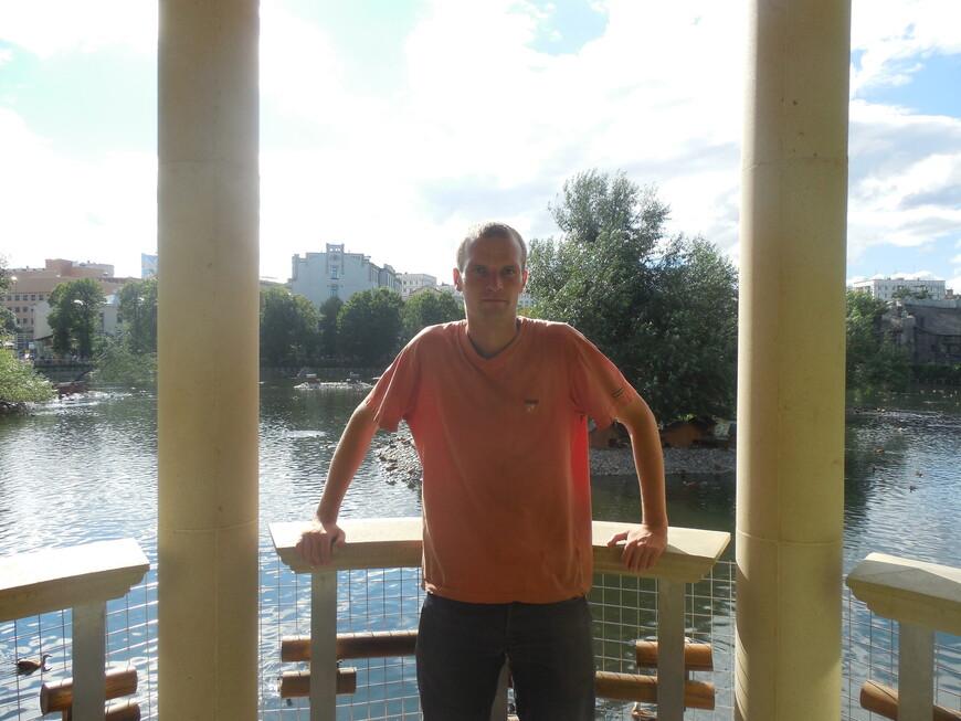 Московский зоопарк: Большой Пресненский пруд