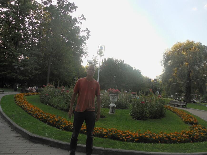 Екатерининский парк: розарий