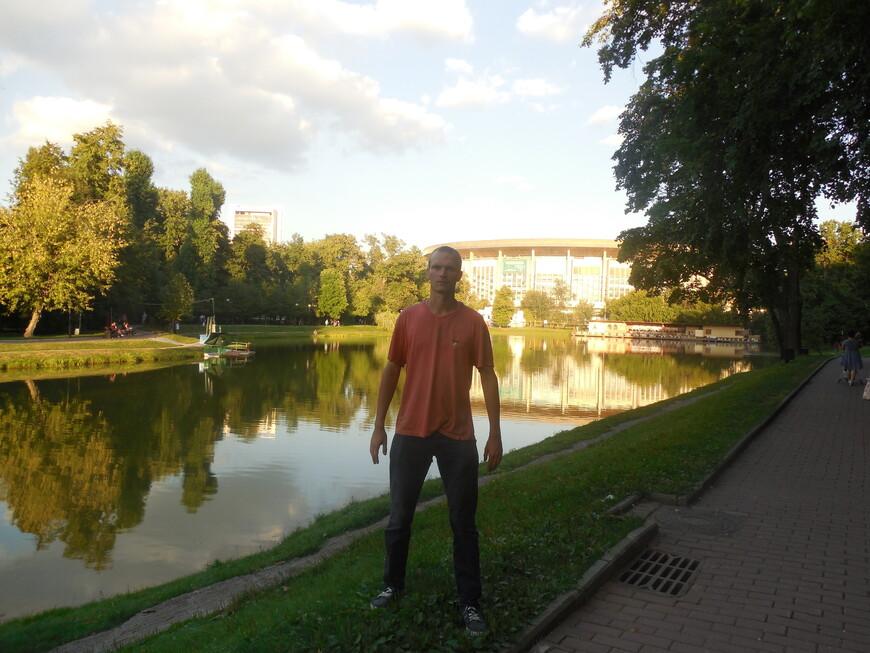Екатерининский парк: Большой Екатерининский пруд