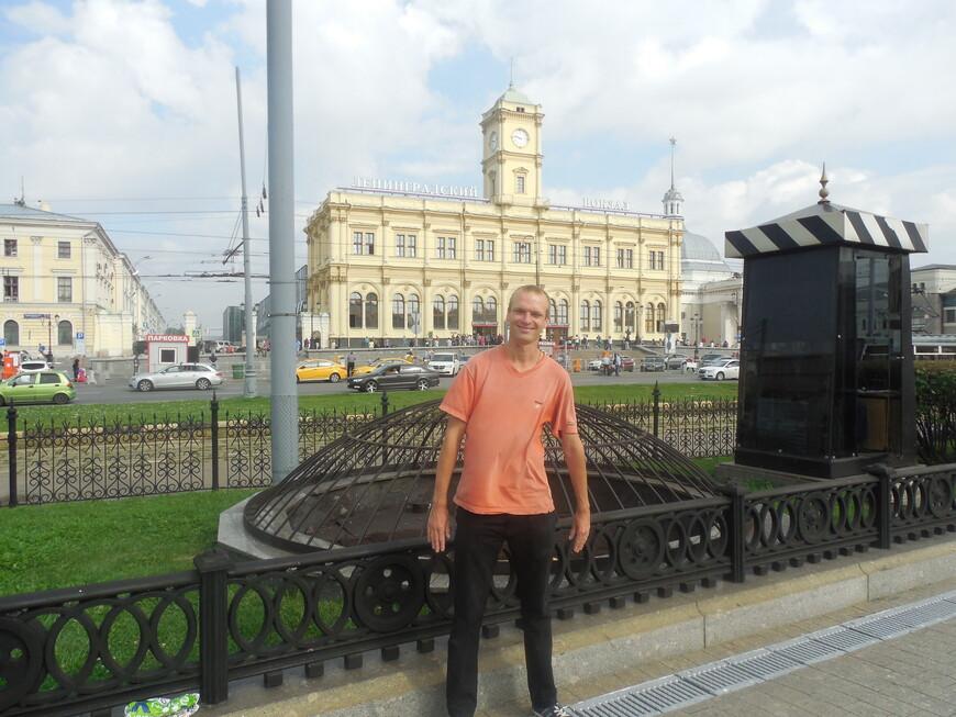 Комсомольская площадь (площадь Трёх вокзалов) - Ленинградский вокза