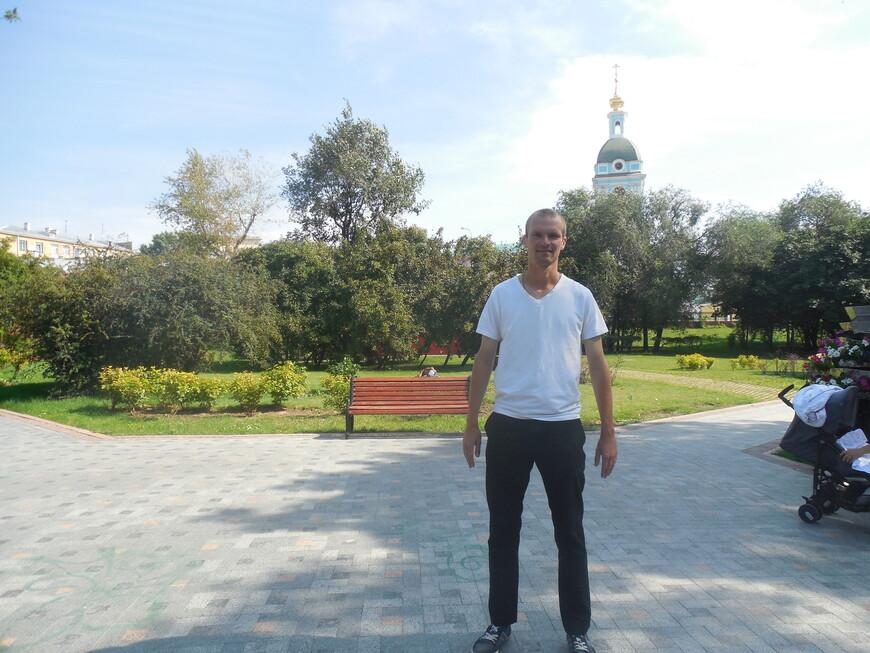 Устьинский сквер